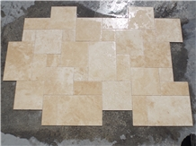 Classic Travertine Honed Tile