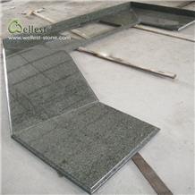 Tabletops Bar Countertops Grey Green Granite G306