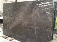 Izmir Grey Marble Slabs, Tiles