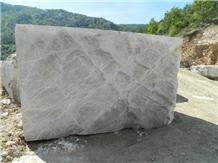 Splendor Grey Marble Quarry Blocks