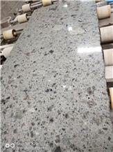 Special Agate Green Porphyry Limestone Slab