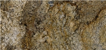 Alaska Gold Granite Slabs, Tiles