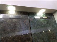 Forest Green Marble Slabs, Tiles
