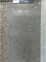Z Brown Granite Slabs, Tiles Cut to Size