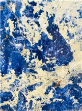 Blue Marble for Floor and Lobby Decorating Granite