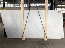 Italian White Carrara Marble Slabs 2cm & 3cm