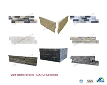 Glue Marble Stone Panel Stack Stone, Wall Cladding