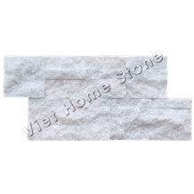 Vietnam Mixed Sizes Crystal White Wall Panel