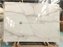 Linken White / Lincoln White Marble Slab