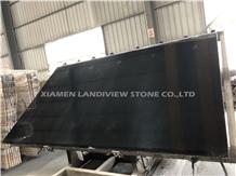 Large Absolute Black Stone Slab