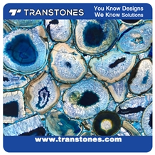 Agate Stone Customized for Home Counter Decors