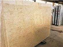 Perlato Cofano Sicilia Marble Slabs, Italy Beige Marble