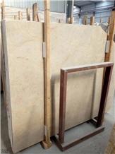 Greti Beige Pink Sandstone Slab Walling Tile Floor