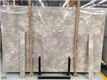 Grey Sonata Marble Shangri-La Gray Marble Slab
