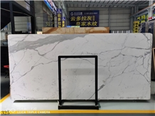 Italy Invisible Marble Slabs Wall Cladding Tiles