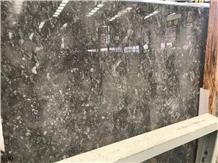 Modern Blue Jade Grey Ash Marble Slab in China
