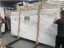 Naya Jiazhou White Marble Pico Stone Stone Wall
