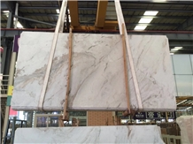 Onix Cass White Marble Sinkmar Stone Slab Tile