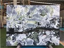 Primavera Green Marble Ice Jade China Calacatta