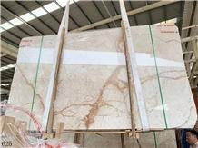 Vatican Beige Marble Classic Dune Stone Slab Tile
