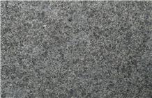 Fuding Black G684 Basalt Slabs Flamed Flooring
