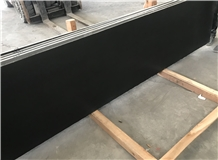 Vietnam Black Basalt Slabs & Tiles Flooring Honed