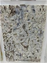 Blue Flower Granite Slabs, Tiles