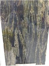 Olive Forest Granite,Forest Green Granite