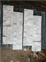 White Quartzite Cultured Stone Z Stone S Stone