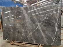Rolex Grey Marble Slabs for Floor Covering