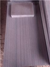 Factory Sales Purple Natural Sandstone Floor Tiles