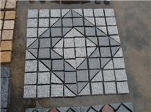 G603 G684 Granite Pavement Used Brick Cube Stone