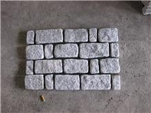 G603 Granite Pavement Used Brick Cube Stone