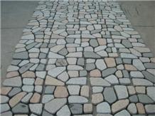 Natural Granite Garden Stepping Pavements China