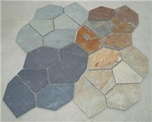 Rusty Slate Cultured Stone Veneer Wall Cladding
