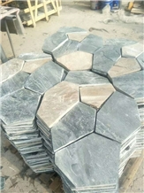 Slate Flagstone for Wall Cladding,Flooring Covering