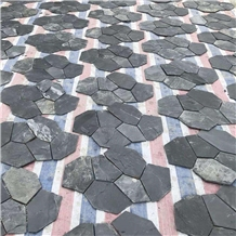 Slate Flagstone for Wall Cladding Flooring Covering