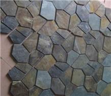 Slate Flagstone Wall & Floor Application Covering Tiles