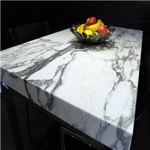 Beautiful Calacatta Marble Countertops Kitchen