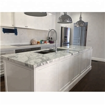 Top Quality Calacatta White Marble Countertop