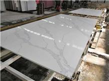 Calacatta Quartz Stone Slab