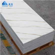 Artificial Stone Linken White Marble Slab