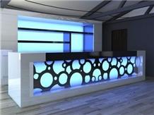 Office Furniture Modern Reception Desk