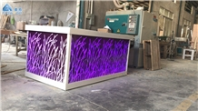 Solid Surface Restaurant Bar Counter Top