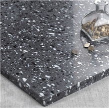 Black Terrazzo,Flooring Tiles