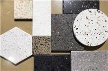 Grey Terrazzo Tile,Slab