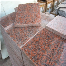 Charme Red G562 Granite Polished Tiles