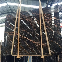 China Cuckoo Red Brown Beauty Marble Big Slabs