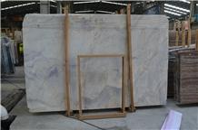 China Purple White Onyx Slabs Tiles