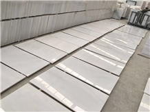 China White Marble Flooring Tiles